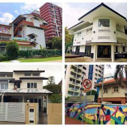 External Painting Singapore - Private Estates